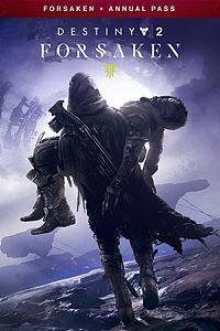 Destiny 2: Forsaken + Annual Pass (Xbox One Download) - Gold Required