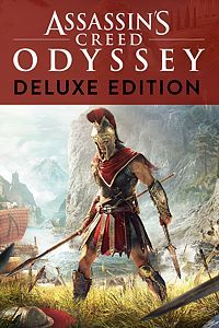 Assassin's Creed Odyssey - Deluxe Edition (Xbox One Download) - Gold Required