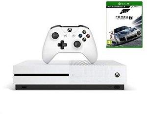 Xbox One S 1TB Forza 7 Motorsport Bundle