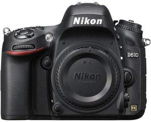 Nikon D610 DSLR Body (Refurbished)
