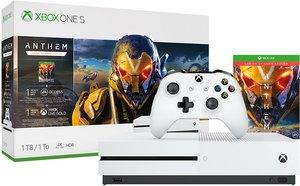 Xbox One S 1TB Anthem: Legion of Dawn Edition Bundle