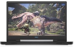 Dell G7 17 7790, Core i5-9300H, GeForce RTX 2060, 8GB RAM, 128GB NVMe SSD + 1TB HDD
