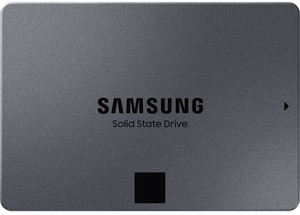 "Samsung 860 QVO Internal SSD 2.5"" 1TB MZ-76Q1T0B/AM"