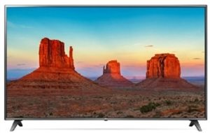 LG 70UK6570PUB 70-inch 4K HDR Smart TV (Refurbished)