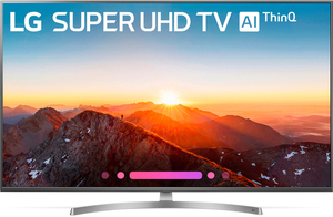 LG 55SK8000PUA 55-inch 4K HDR Smart LED TV with ThinQ