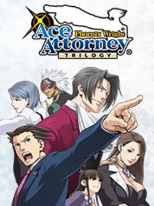 Phoenix Wright: Ace Attorney Trilogy (PC Download)
