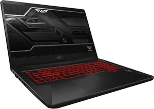 Asus TUF Gaming FX705GM, Core i7-8750H, GeForce GTX 1060, 16GB RAM, 512GB SSD