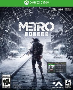 Metro Exodus (Xbox One Download) - Gold Required