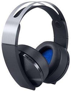 Sony Playstation 4 Wireless Platinum Headset