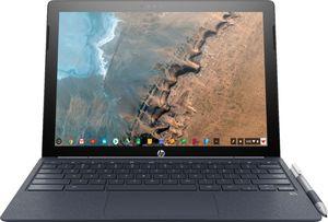 HP x2 Touch Chromebook, Core m3-7Y30, 4GB RAM, 32GB eMMC