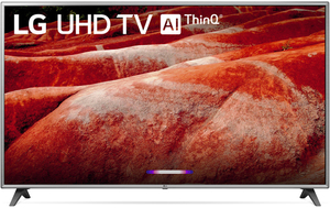 LG 86UM8070PUA 86-inch 4K HDR Smart IPS LED TV with AI ThinQ (Price at Final Checkout)
