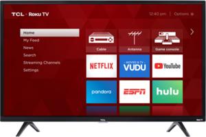 TCL 32S325 32-inch Roku Smart LED TV