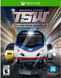 Train Sim World (Xbox One Download) - Gold Required