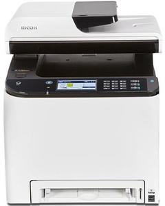 Ricoh SP C261SFNw Wireless Color Laser Printer