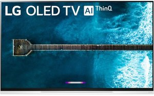 LG OLED65E9PUA 65-inch 4K HDR ThinQ AI Smart OLED TV (E9 Series)