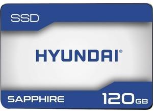 Hyundai 120GB Sapphire Internal SSD C2S3T/120G