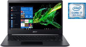 Acer Aspire 5 Core i7-8565U, 8GB RAM, 512GB SSD