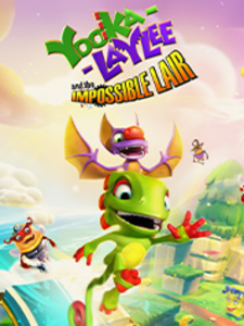 Yooka-Laylee and the Impossible Lair (PC Download)