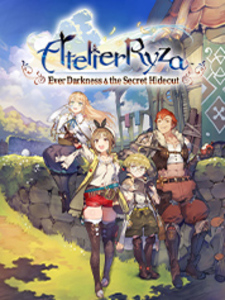 Atelier Ryza: Ever Darkness & the Secret Hideout (PC Download)