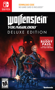 Wolfenstein Youngblood Deluxe Edition (Nintendo Switch Download)