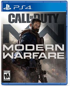 Call of Duty Modern Warfare (PS4)