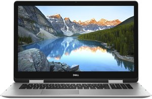 Dell Inspiron 17 7786, Core i7-7500U, GeForce MX250, 16GB RAM, 1TB HDD, 1080p IPS Touch