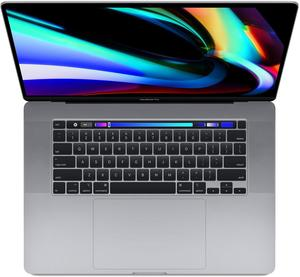 Apple MacBook Pro 16 MVVJ2LL/A, Core i7-9750H 2.6GHz, 16GB RAM, 512GB SSD, Radeon Pro 5300M 4GB (Space Gray)