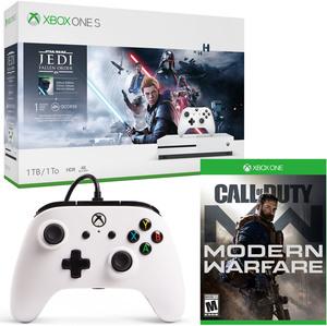Xbox One S 1TB Fallen Jedi Order Bundle + Free Controller