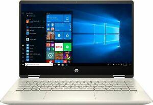 HP Pavilion x360 2-in-1 Core i5-10210U, 8GB RAM, 256GB SSD + 16GB Intel Optane