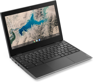 Lenovo 100e Chromebook 11.6-inch, Mediatek MT8173C CPU, 4GB RAM, 32GB eMMC
