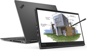 Lenovo ThinkPad X1 Yoga (4th Gen) Core i7-10710U, 16GB RAM, 512GB SSD, 1440p IPS Touch 280nits