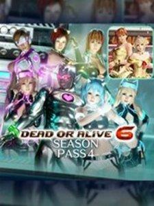 Dead or Alive 6 Season Pass 4 (PC Download)