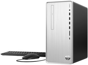 HP Pavilion TP01-0066 Desktop, Ryzen 7 3700X, Radeon RX 550, 8GB RAM, 256GB SSD