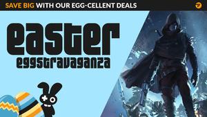 Fanatical Easter Eggstravaganza