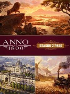 Anno 1800 Season 2 Pass (PC Download)