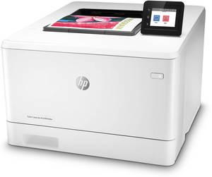 HP LaserJet Pro M454dw Duplex Wi-Fi Color Printer