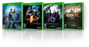 Resident Evil Collection Bundle (Xbox One) - Pre-Owned
