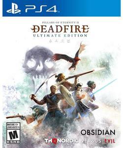 Pillars of Eternity II: Deadfire Ultimate Edition (PS4)