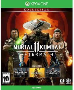 Mortal Kombat 11: Aftermath Kollection (Xbox One)
