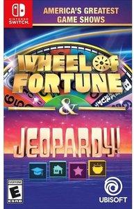 Wheel of Fortune & Jeopardy! (Nintendo Switch)