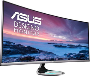 Asus MX38VC 37.5-inch Ultrawide 3840x1600 75Hz 2300R Curved Monitor