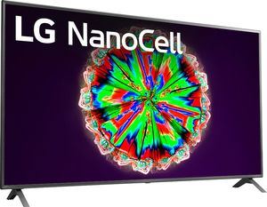 LG 75NANO80UNA 75-inch 4K HDR Smart NanoCell 80 LED TV with ThinQ AI
