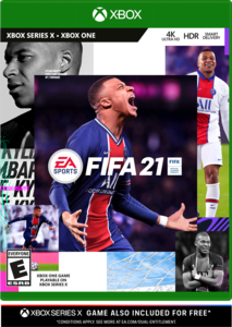 FIFA 21 (Xbox One) - Pre-owned