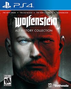 Wolfenstein: The Alternative History Bundle (PS4)