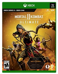 Mortal Kombat 11: Ultimate Edition (Xbox One / Xbox Series S/X)