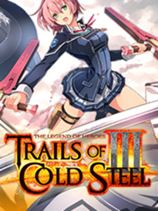 The Legend of Heroes: Trails of Cold Steel III  (PC Download)