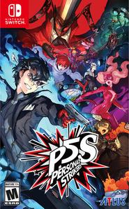 Persona 5 Strikers (Nintendo Switch) + Free SteelBook Case