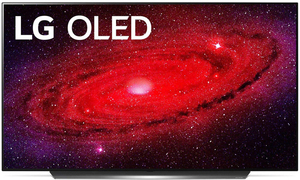 LG OLED48CXPUB 48-inch 4K Smart OLED TV with  AI ThinQ + $120 Gift Card + 4 Year Accidental Television Extended Warranty