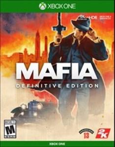 Mafia: Definitive Edition (Xbox One) - Pre-owned