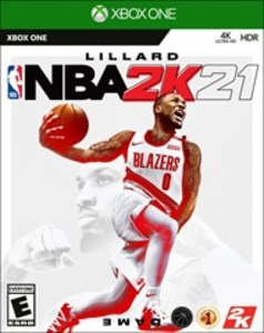 NBA 2K21 (Xbox One) - Pre-owned